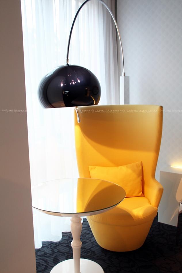 Zimmereinblick Hotel Andaz Hyatt Amsterdam