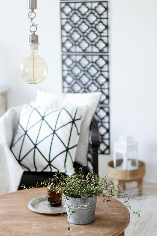 Deko-Donnerstag mit einem Wohnzimmer Update, Deko-Ideen, Inspirationen,Boho-Elemente,