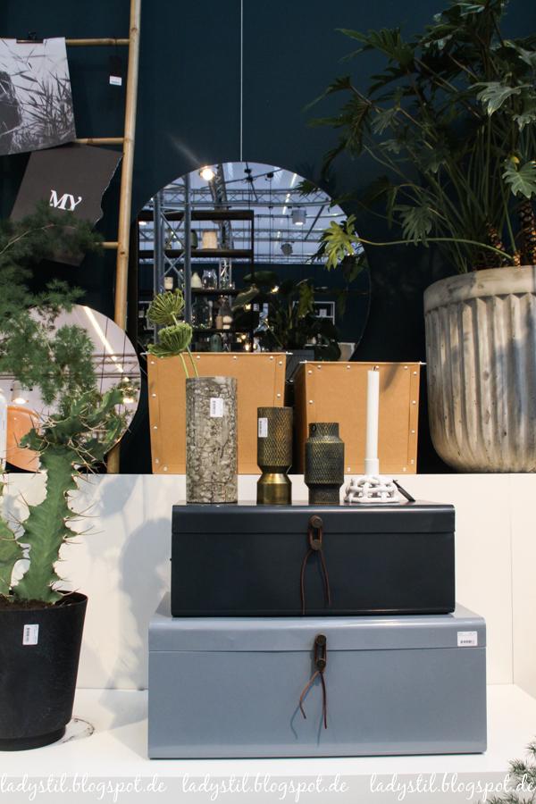 Ambiente 2017 House Doctor Dekorationsartikel, Wohnaccessoires,Aufbewahrungsboxen