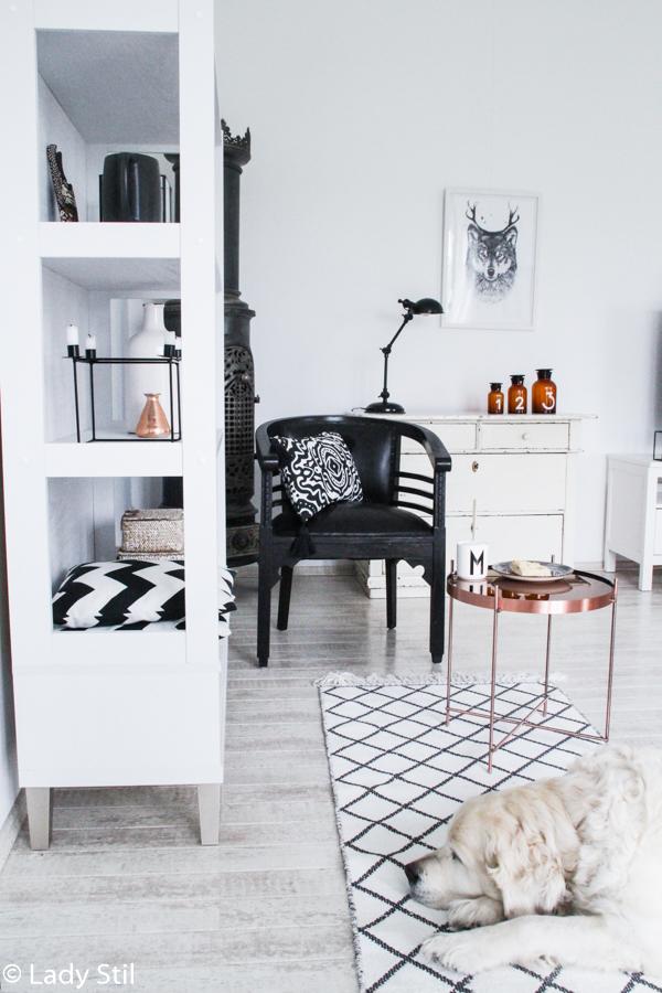 Scandi-Boho - So gelingt der Mix von Scandinavian Design und ...