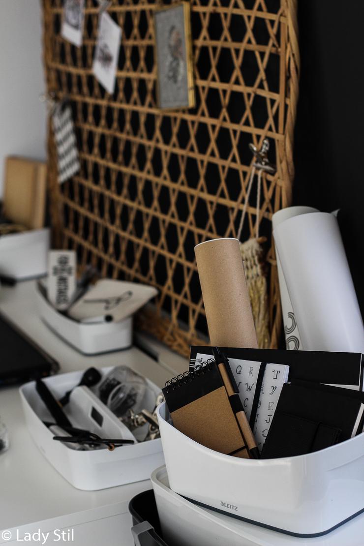 Aufbewahrung Boxen Einsatz Griff Leitz Ordnung Büro
