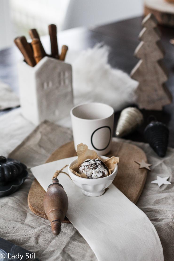 Snowcaps New York Christmas Plätzchen Weihnachtsbäckerei