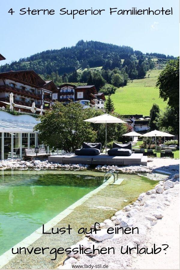 Familienhotel Oberforsthof Österreich Wellnesshotel Badeteich Kinderbetreuung, Streichelzoo, Gourmetmenü
