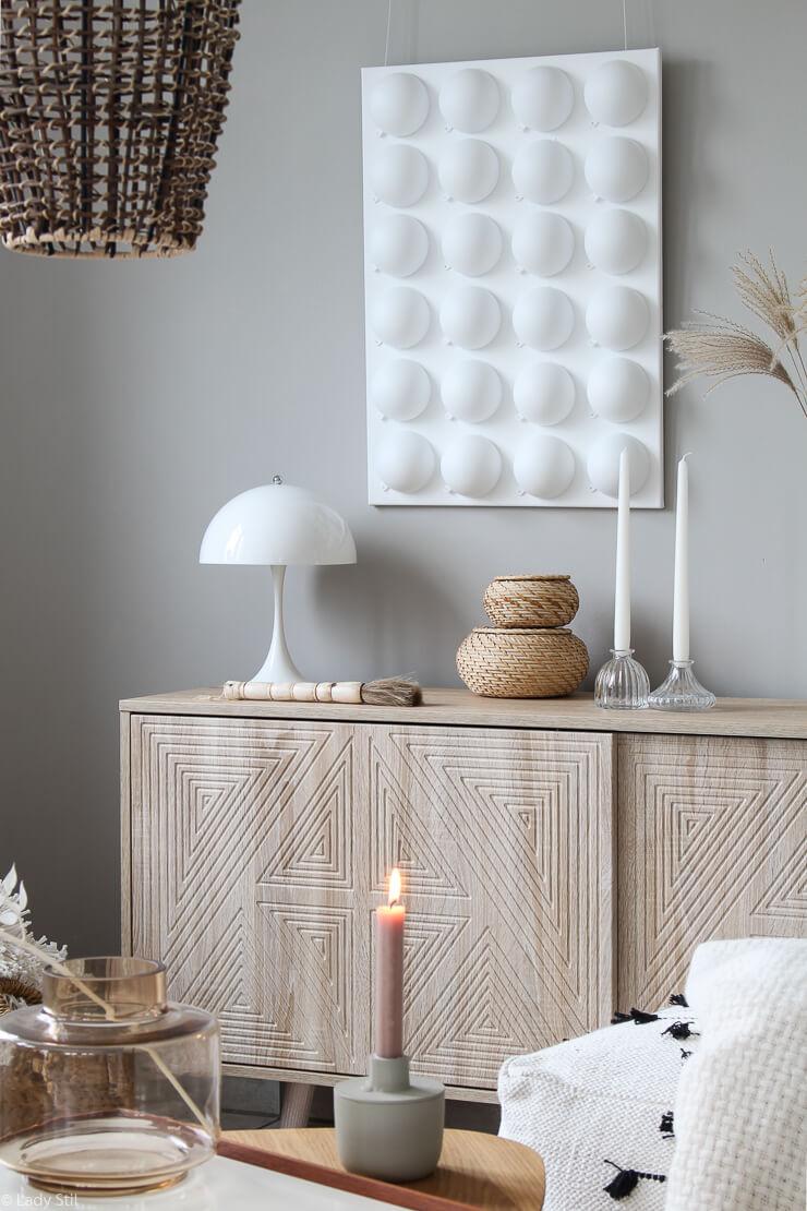 Einfach Wanddeko Geweih Fotos Von Wohndesign Dekorativ