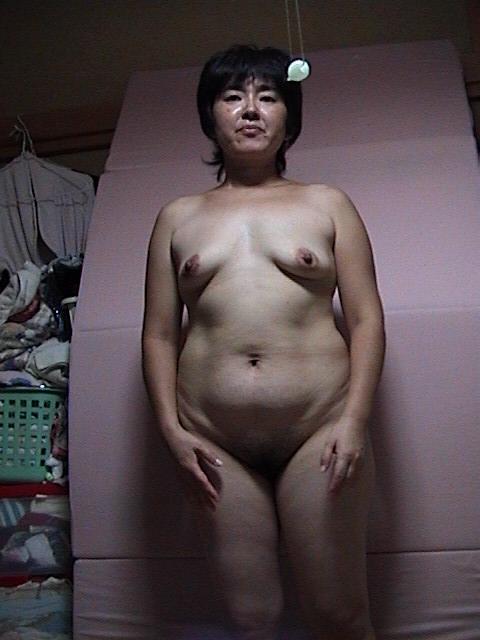 素人高齢熟女投稿画像