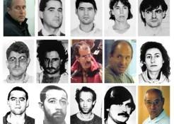 Algunos presos de ETA excarcelados