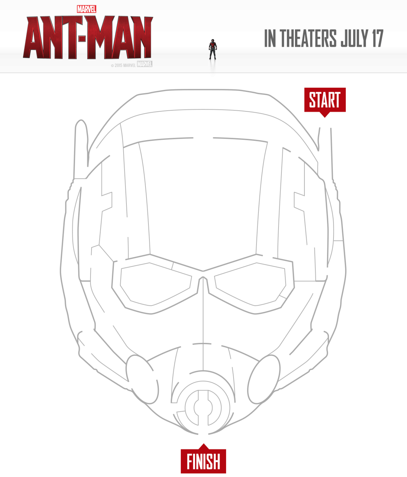 Ant Man Activity Sheets And Movie Review Antman