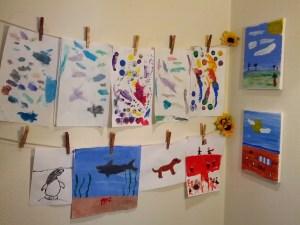 Kids Art Corner