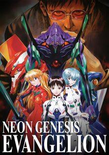 Neon Genesis Evangelion TV Serie 26/26 (Japones, Latino. Sub. Esp.)(Varios) 56