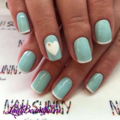 Дизайн ногтей шеллаком весна-лето 2017: новинки, фото