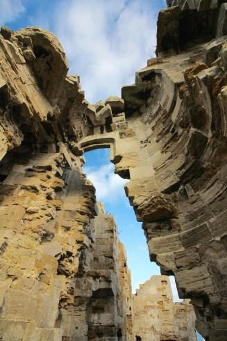 Sandsfoot Castle Ruins