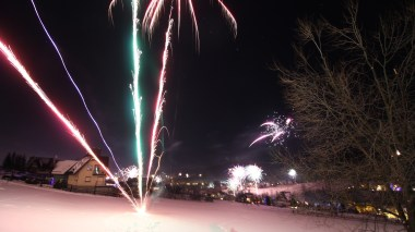 Our very own fireworks