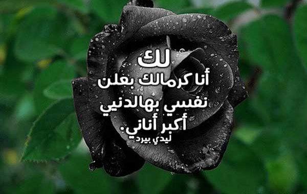 كلام غزل سوري ليدي بيرد