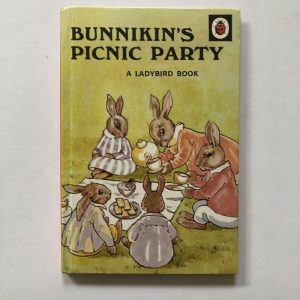 Bunnikin's Picnic Party