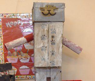 Stuart the Robot