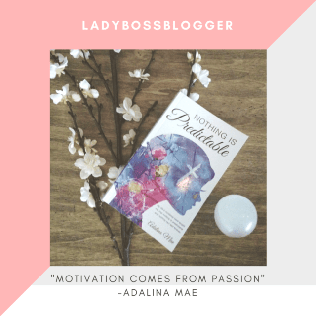 Female entrepreneur ladybossblogger Adalina Mae author