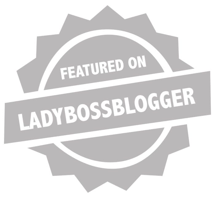 Featured on LBB badge GREY