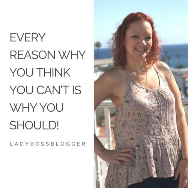 Female entrepreneur lady boss blogger Maite Acosta essential oils and health & wellness educator