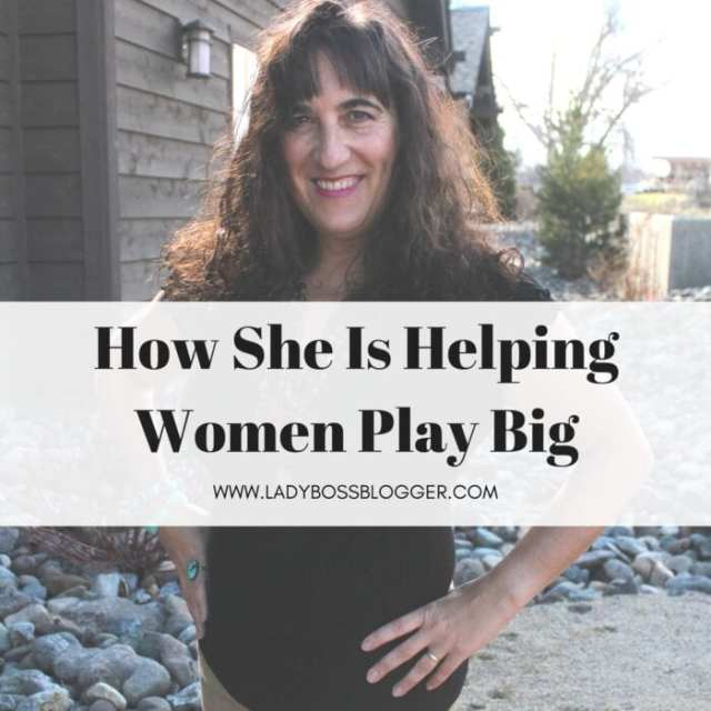 Female entrepreneur ladybossblogger Lauren Klein business strategist