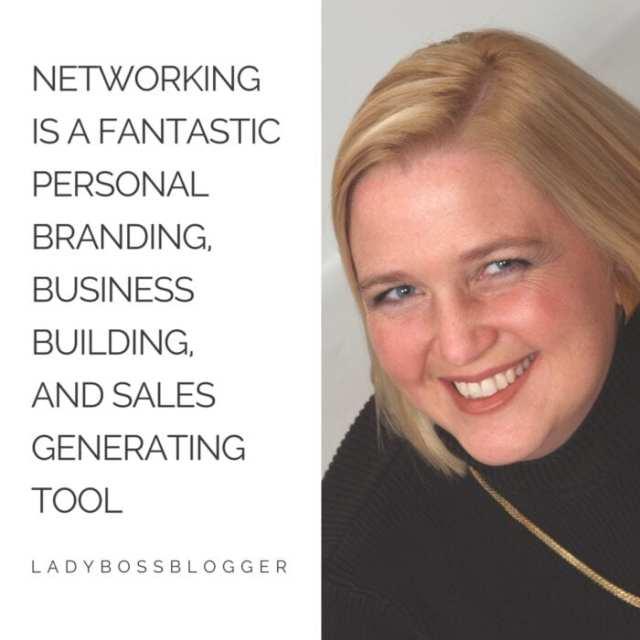 Female entrepreneur lady boss blogger Rahna Barthelmess digital media branding