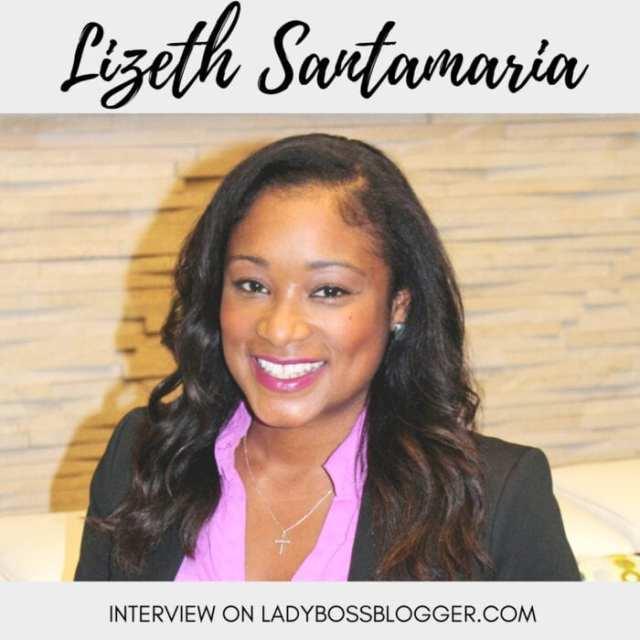 Female entrepreneur lady boss blogger Lizeth Santamaria coach and speaker for lupus