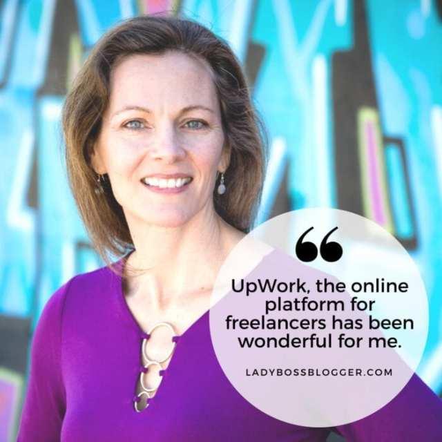 Female entrepreneur lady boss blogger Lucy English author