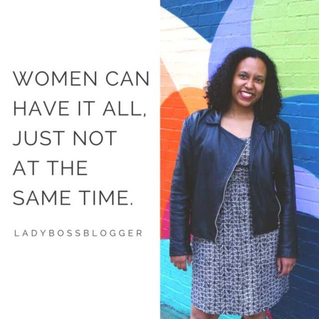 Female entrepreneur lady boss blogger MelimeL graphic designer