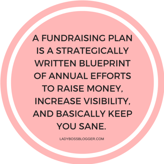 Entrepreneurial resources by female entrepreneurs on ladybossblogger How To Write A Kickass Fundraising Plan by Karnitia Holmes
