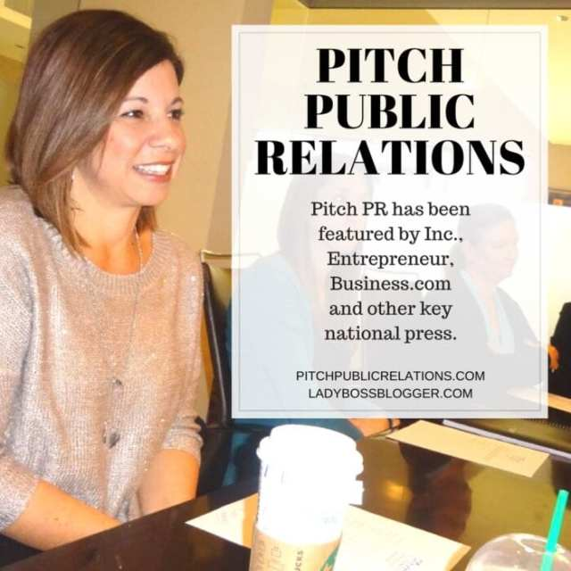 Female entrepreneur lady boss blogger Ann Noder Public Relations