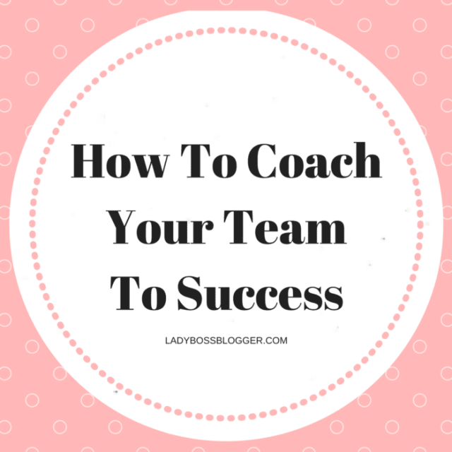 Entrepreneurial resources by female entrepreneurs written by Nina Tulio How To Coach Your Team To Success