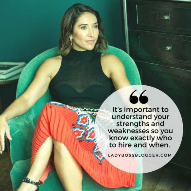 Female entrepreneur lady boss blogger Raquel Gunsagar upgraded pantry staples