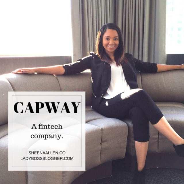 Female entrepreneur lady boss blogger Sheena Allen app builder women in tech