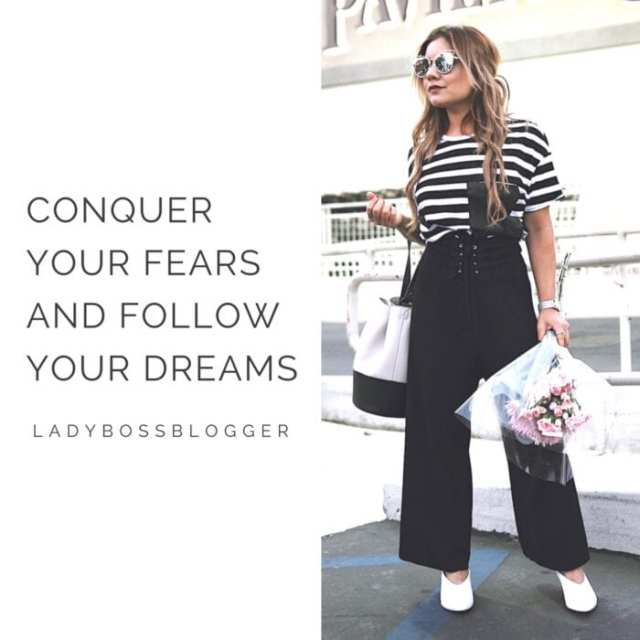 Female entrepreneur lady boss blogger Beatriz Adrianna Fashion and Lifestyle Blogger