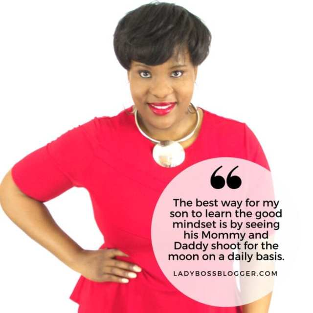 Female entrepreneur lady boss blogger Nikeya Young Christian Entertainment and encouragement