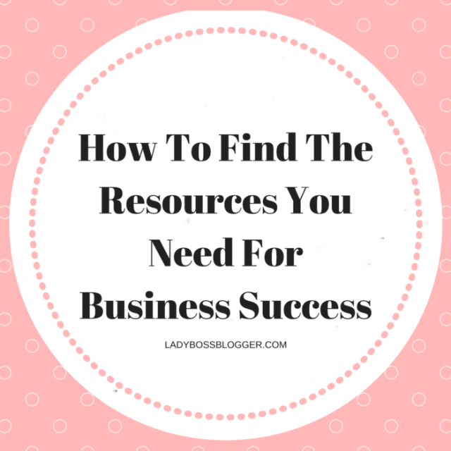Entrepreneur resources by female entrepreneurs written by Marjorie McAtee How To Find The Resources You Need For Business Success