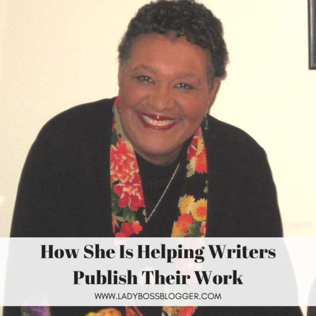 Female entrepreneur lady boss blogger Fairy Hayes-Scott marketing for authors