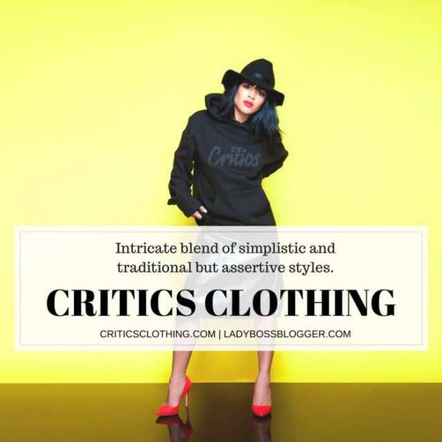 Female entrepreneur interview on ladybossblogger Samanah Duran luxury streetwear fashion designer