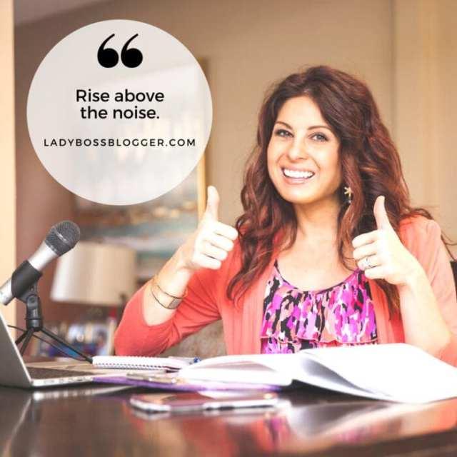 Female entrepreneur interview on ladybossblogger Genesis Hey Mompreneur Coach