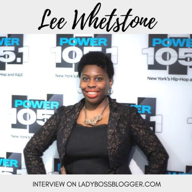 Female entrepreneur interview on ladybossblogger featuring Lee Whetstone magazine for millennials