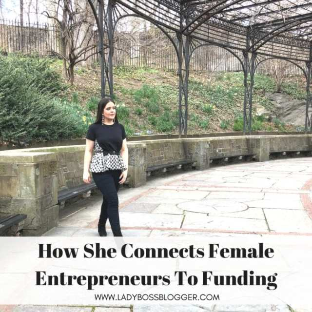 Justyna Kedra Connects Entrepreneurs To The Resources They Need