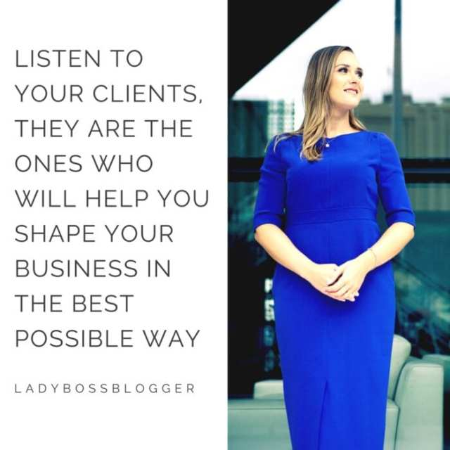 Female entrepreneur interview on ladybossblogger featuring Indre Butkeviciute wealth management coach