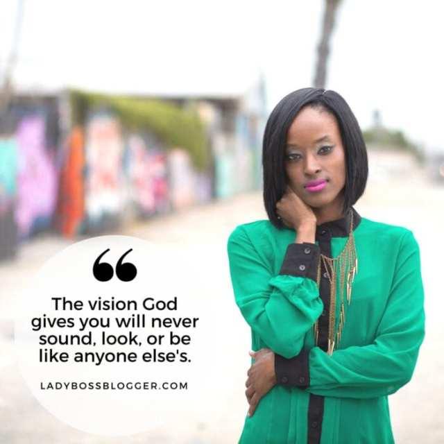 Female entrepreneurial Interviews on lady boss blogger featuring Brandi Marsh
