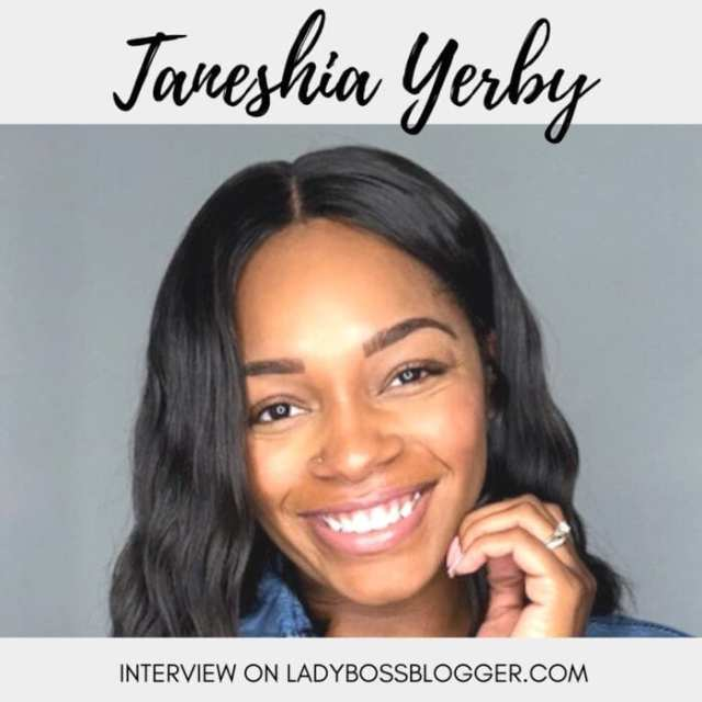 Taneshia Yerby Motivates Others To Follow Their Dreams