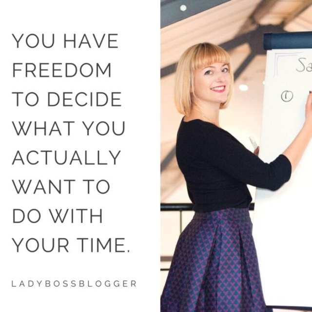 Female entrepreneur Interview on ladybossblogger Jen Wagstaff