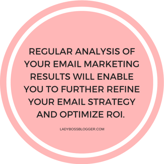 5 Steps To A Great Email Strategy LadyBossBlogger.com