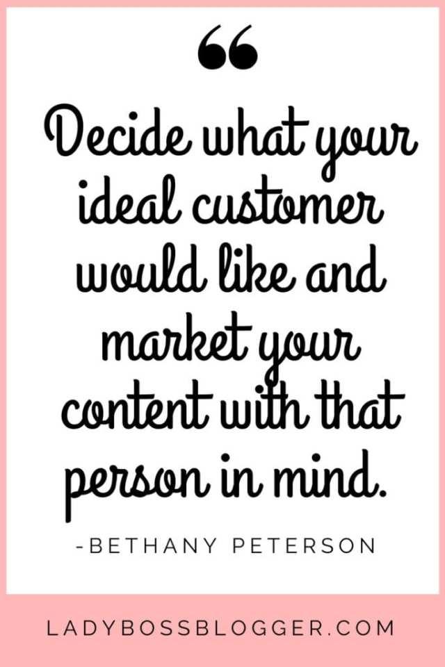 How To Start A Blog To Market Your Business Elaine Rau founder of LadyBossBlogger.com (4)