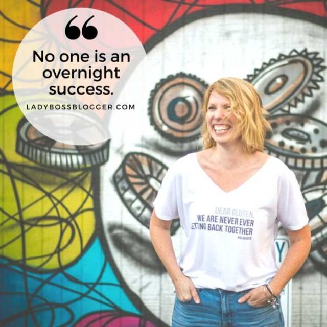 Meredith Miller Fuses Fun And Fashion To Support The Celiac Community interview on ladybossblogger.com
