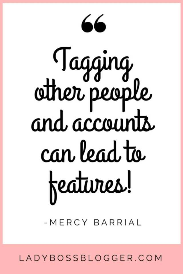 10 Ways To Get Likes On Instagram Elaine Rau founder of LadyBossBlogger.com (4)