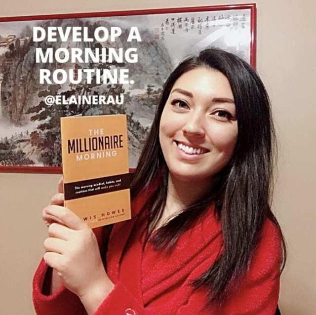 Elaine Rau Millionaire Morning