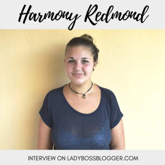 Harmony Redmond Uses Local And Organic Ingredients In Her Natural Beauty Products